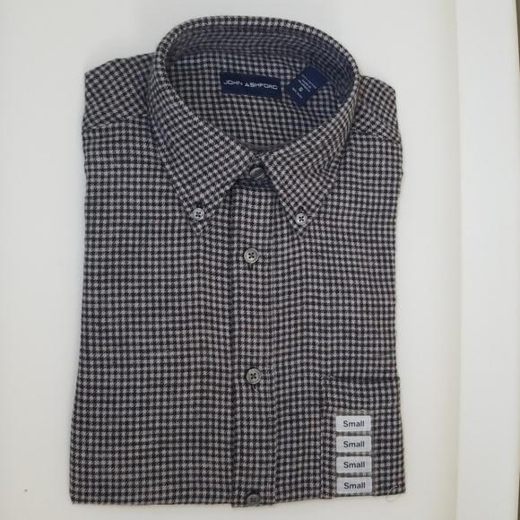 John Ashford Other - BNWT John Ashford button down flannel shirt